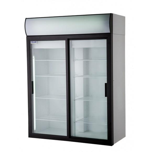 Шкаф купе холодильный Polair DM110Sd-S +1...+10°C