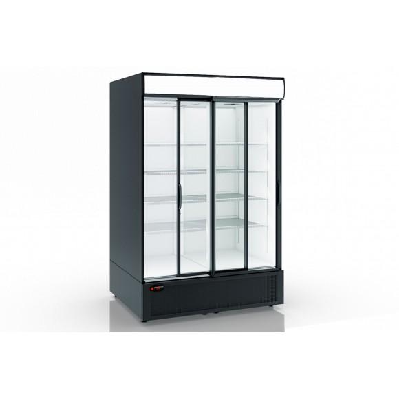 Шкаф холодильный Канзас +0…+8°С раздвижные двери (Динамика)