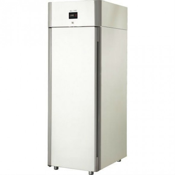 Шкаф морозильный Polair CB105-Sm Alu ( 0...-18°С)